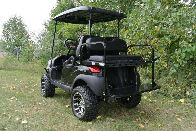 2011 Club Car Gas w/ ALPHA Body Thousands in Extras #3964