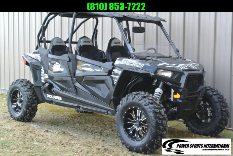 2017 POLARIS RZR 4 900 (ELECTRIC POWER STEERING) #6016