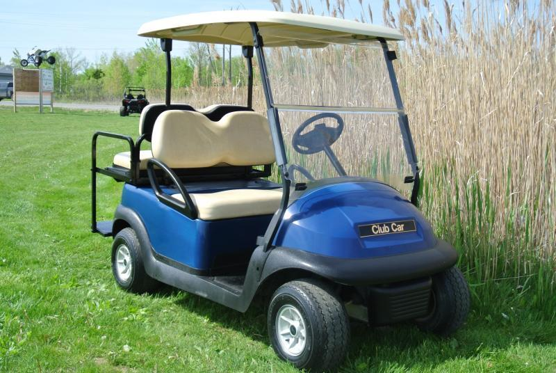 2014 Club Car Precedent 48V Electric Precedent Golf Cart #2796