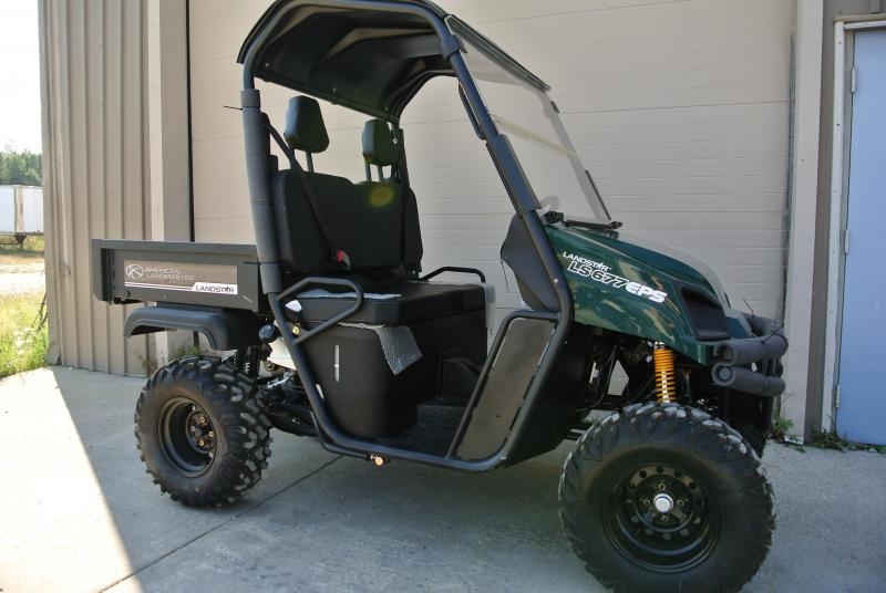 2018 American Land Master LS677 EFI EPS GREEN Utility Side-by-Side (UTV) #0211