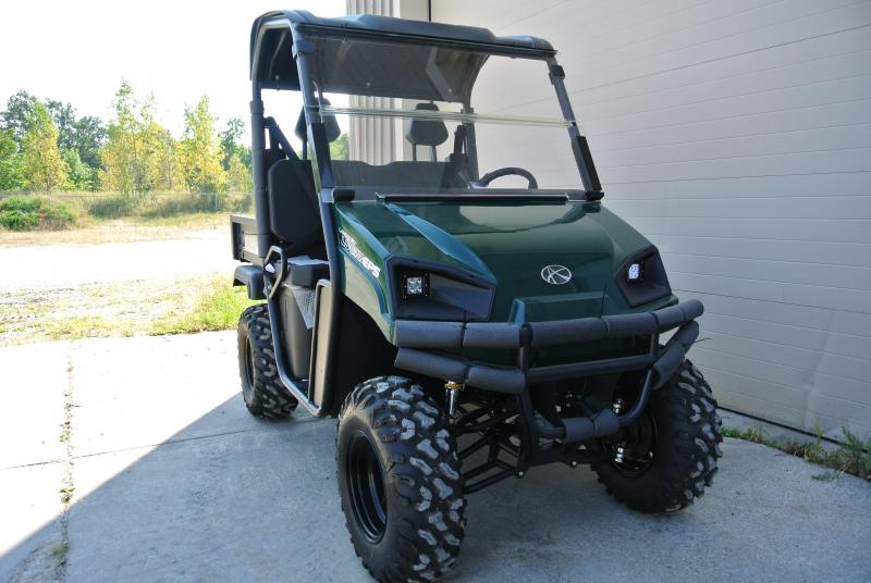2018 American Land Master LS677 EFI EPS GREEN Utility Side-by-Side #0211