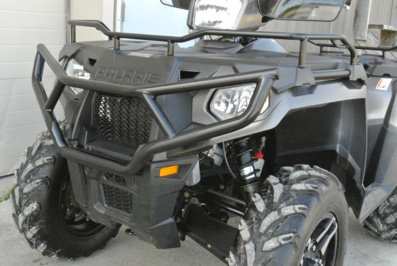 2016 POLARIS SPORTSMAN 570 SP SILVER 4X4 ATV #0783