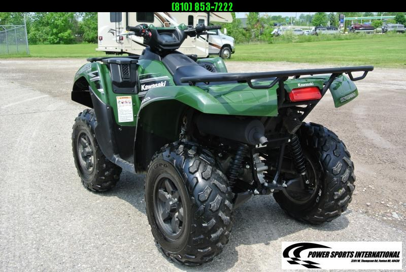 2018 KAWASAKI KVF750HGF BRUTEFORCE (4X4 ATV) #2018