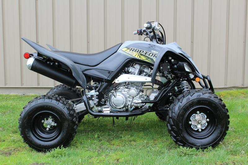2019 Yamaha Raptor 700 Metallic Edition Sport ATV Quad #0408