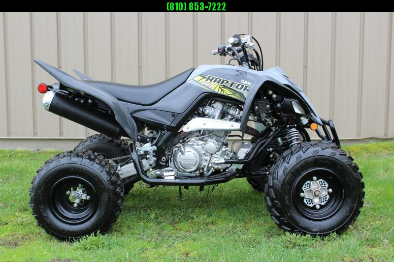 2019 Yamaha Raptor 700 Metallic Edition Sport ATV Quad #9248