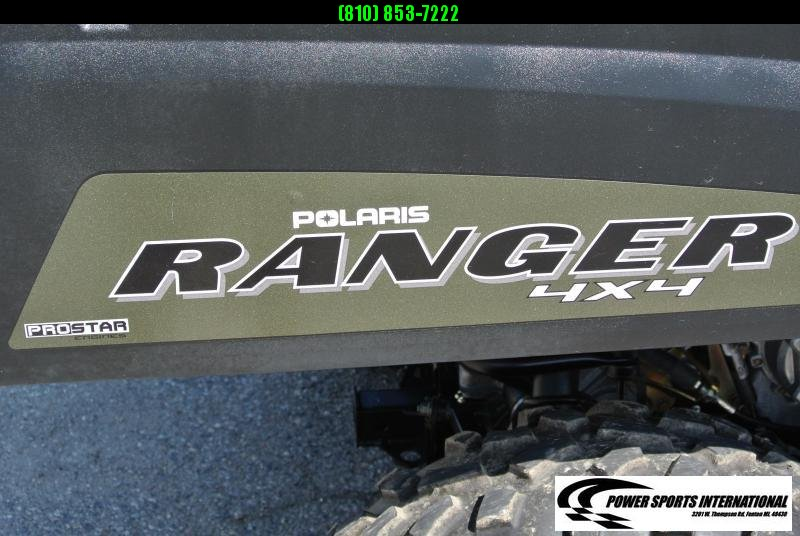 2019 POLARIS RANGER 500 HUNTER GREEN SIDE BY SIDE #5038