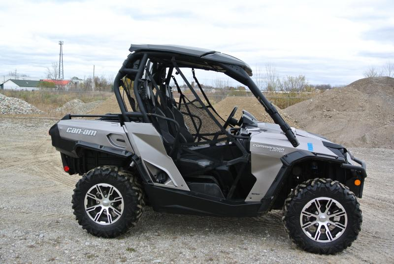 2014 CAN-AM COMMANDER 1000 LIMITED Loaded!!!   #0157