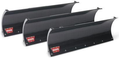 2018 Warn ATV and UTV Snowplow and Winch System