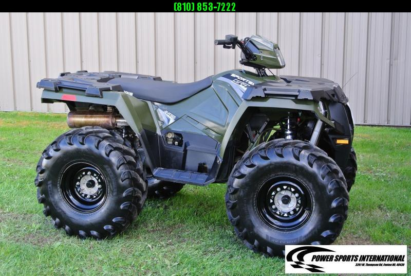 2018 POLARIS SPORTSMAN 570 EFI 4X4 ATV #1044