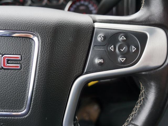 2015 GMC SIERRA 2500HD CREW CAB DIESEL 6.6L SLT 4X4 Diesel Truck