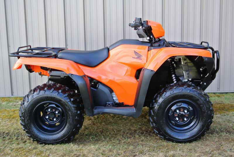 2016 HONDA TRX500FE1G FOURTRAX FOREMAN (4X4 ELECTRIC SHIFT) #1865