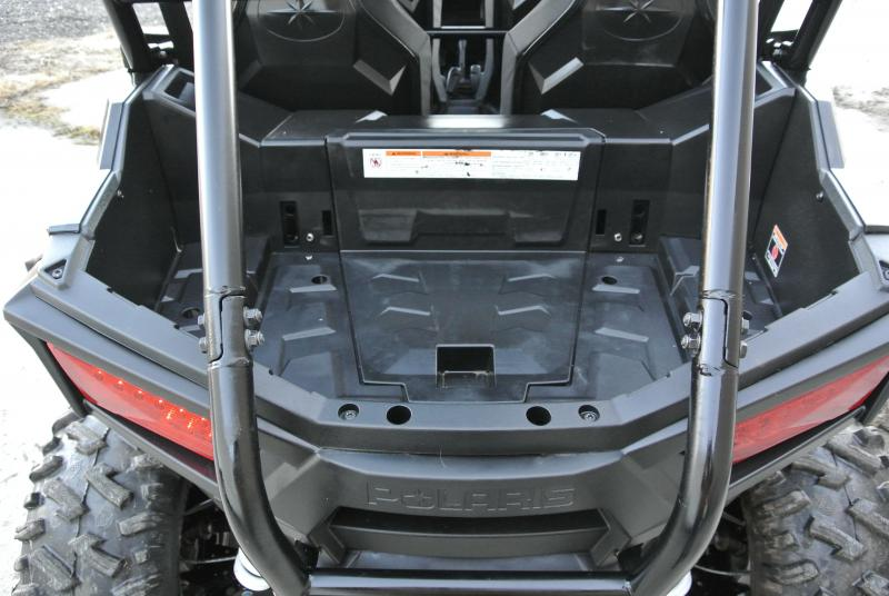 2018 POLARIS RZR S4 900 EPS 4-Seater Black Sport Side-by-Side #6013
