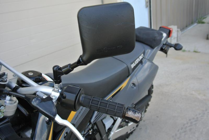 2016 Suzuki DR-Z 400 Street Legal Motorcycle Dual Sport #1419
