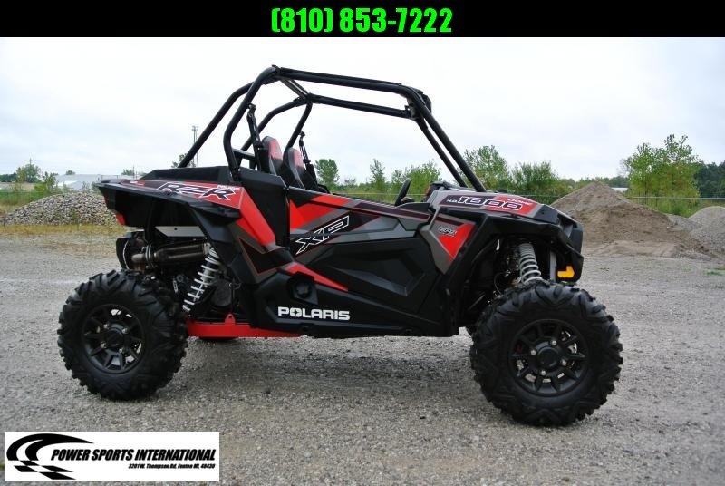 2017 POLARIS RZR XP 1000 EPS RED and Black #5061