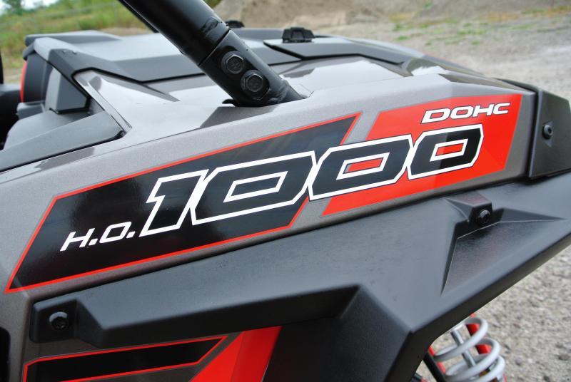 2017 POLARIS RZR XP 1000 EPS RED and Black #5061