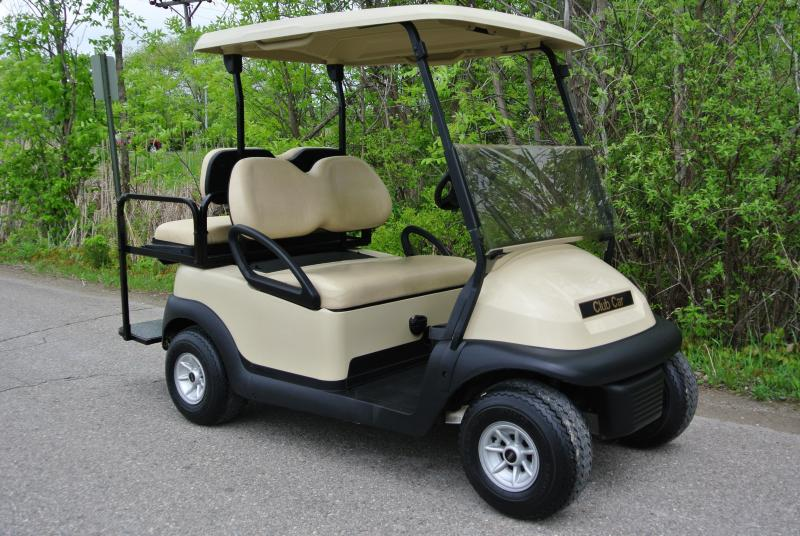 2013 CLUB CAR PRECEDENT I2 EXCEL 48V Electric Golf Cart #3252