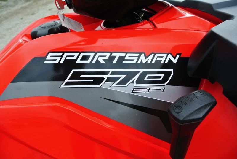 2017 POLARIS SPORTSMAN 570 EPS Power Steering  #1852