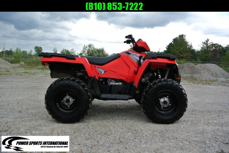 2017 POLARIS SPORTSMAN 570 (ELECTRIC FUEL INJECTION) #1852