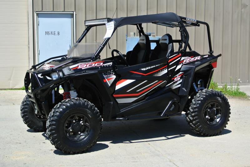 2017 POLARIS RZR S 900 EPS Sport Side-by-Side $2000 in extras #1382