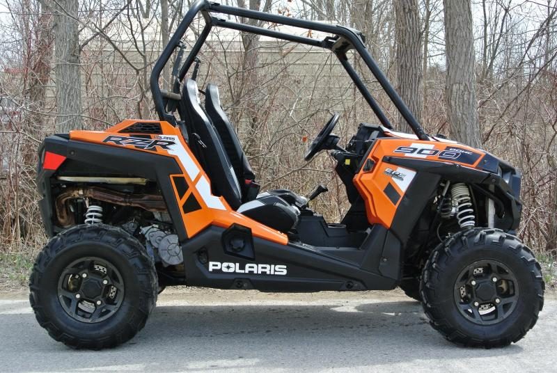 "2015 POLARIS RZR 900 (ELECTRIC POWER STEERING) 50"" TRAIL #6234"