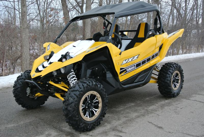 2016 Yamaha YXZ 1000R EPS Sport Side-by-Side 60th Anniversary Edition #2506