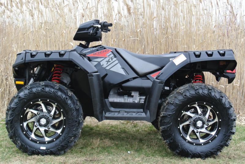 2015 Polaris Sportsman 1000 XP 4X4 Automatic ATV #6379