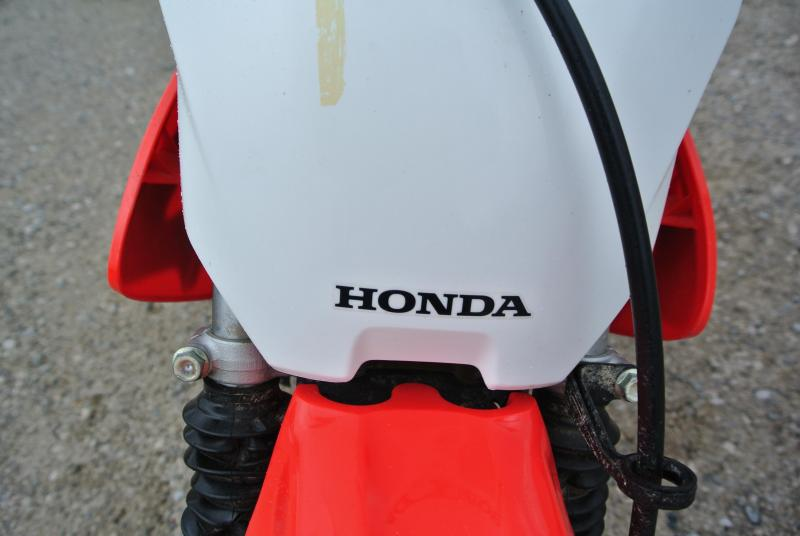 2008 Honda CRF 80 Dirt bike