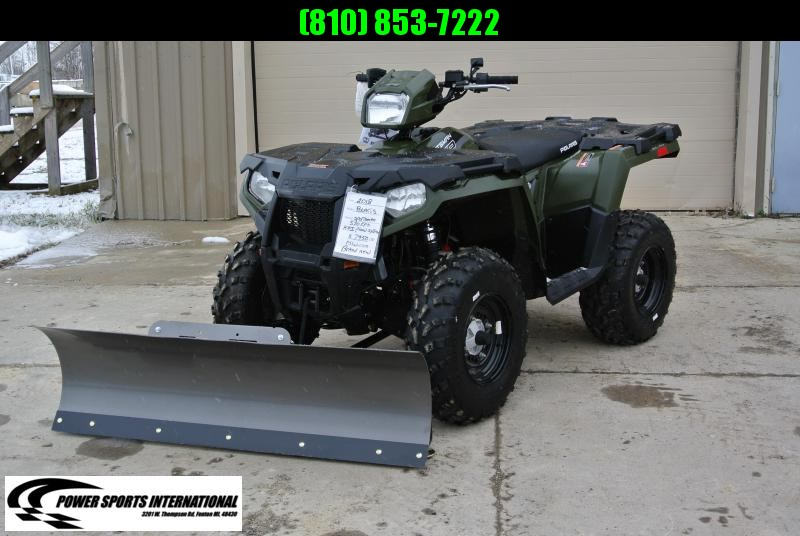 NEW 2018 POLARIS SPORTSMAN 570 EPS Power Steering  #3966