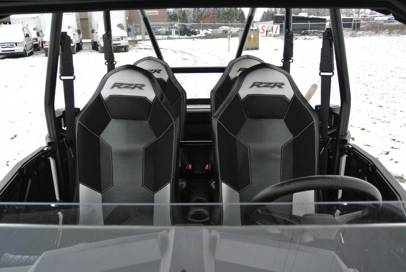 2018 POLARIS RZR S4 900 EPS 4-Seater Black Sport Side-by-Side #9370