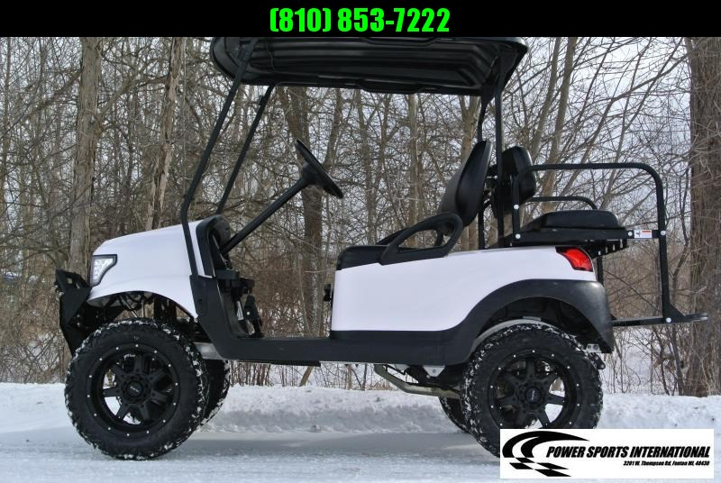 2013 Club Car gas w/ ALPHA body and thousands in extras. #7602