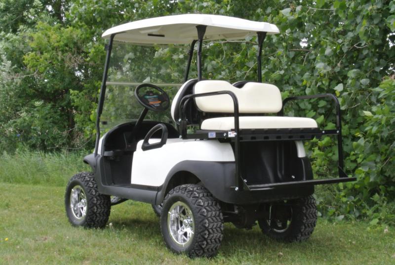 2013 Club Car Precedent Custom Lifted Gas Golf Cart #1587
