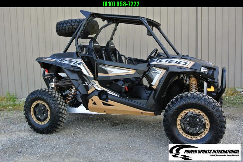 2018 POLARIS RZR XP 1000 TRAILS/ROCKS EDITION (ELECTRIC POWER STEERING) #3140