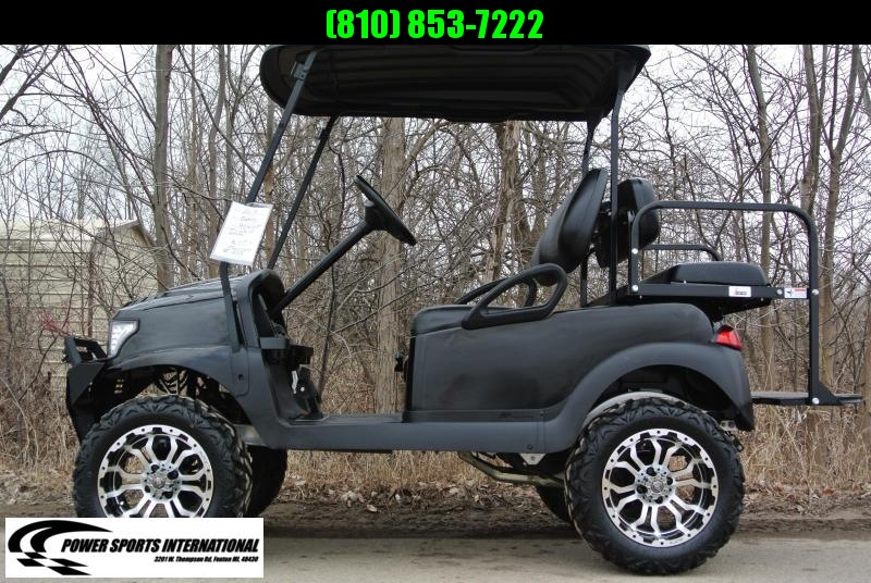 2013 Club Car Precedent Gas Golf Cart CUSTOM  #7623