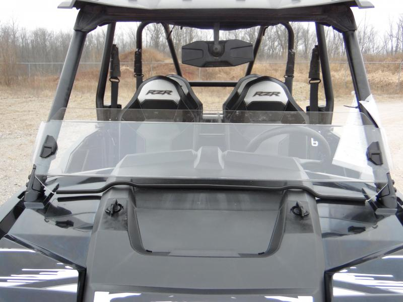 2018 POLARIS RZR S4 900 EPS 4-Seater Black Sport Side-by-Side #6017