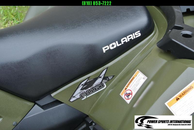 SALE PENDING 2010 Polaris Sportsman 850 XP HUNTER EDITION 4X4 ATV  #2785