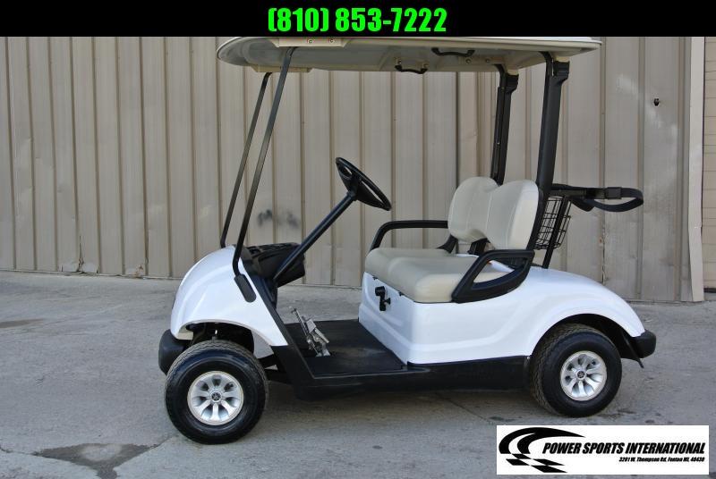 2011 Yamaha Drive GAS POWERED Golf Cart #4141