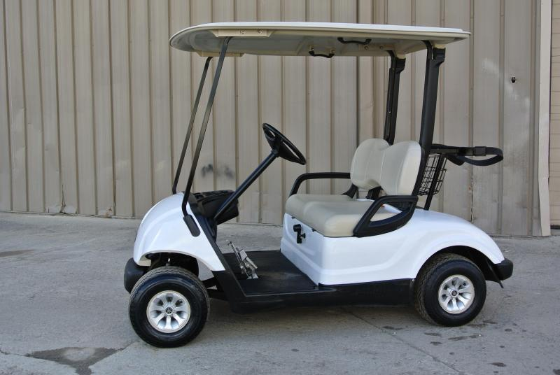2011 Yamaha Drive GAS POWERED Golf Cart #4141