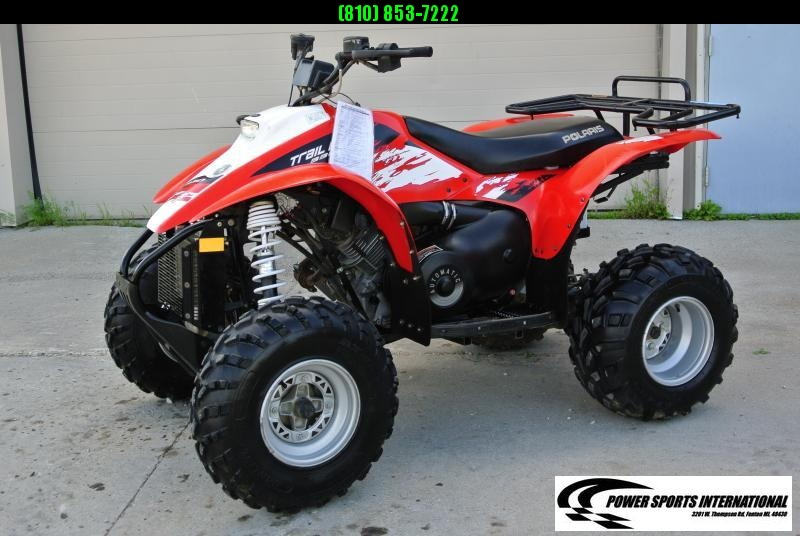 2008 POLARIS TRAIL BOSS 330 AUTOMATIC ATV #2314