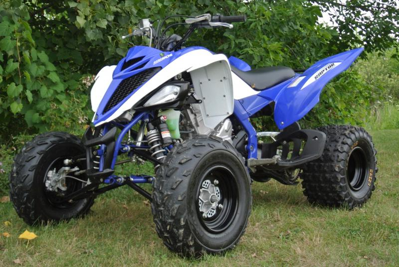 2016 Yamaha Raptor 700R Sport ATV Team Yamaha Edition #2823