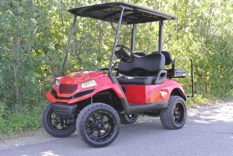 2013 Yamaha Drive 48V Electric Golf Cart w/ Thousands in Extras #6078