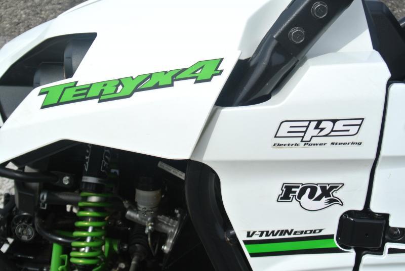 2016 Kawasaki Teryx4 4 SEATER DELUXE Sport UTV #0922