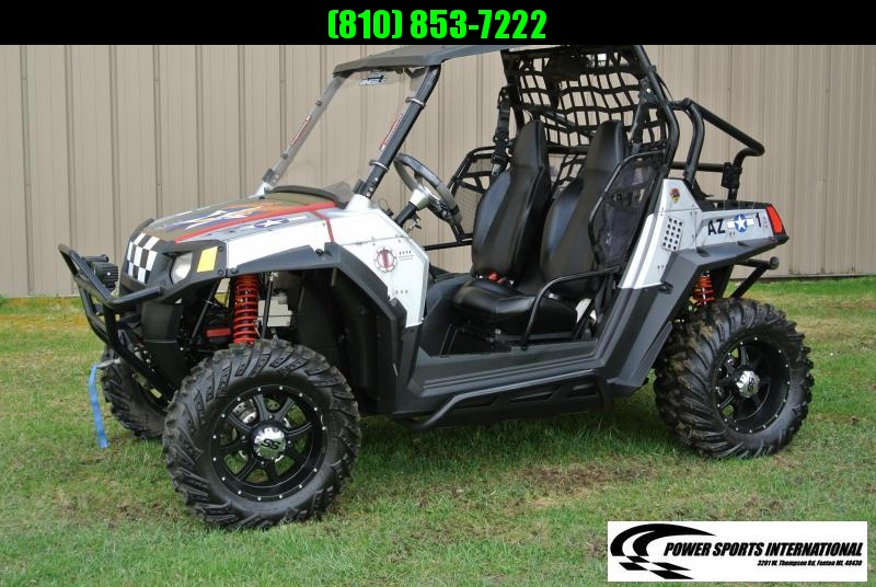 2008 Polaris RZR 800 EFI Sport Side by Side with Thousands in Extras #0851