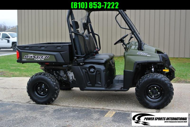 2018 POLARIS RANGER 570 FULL SIZE SIDE BY SIDE #4939