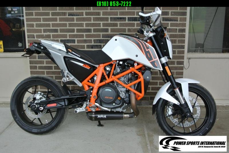2014 KTM DUKE 690 ABS Dual Sport Street Legal Motorcycle SUPERMOTARD #2766