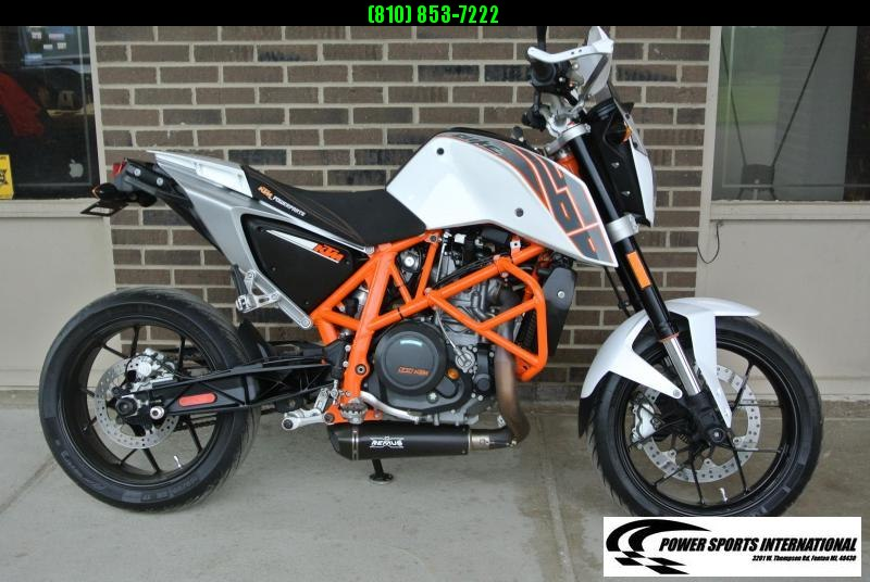 2014 KTM DUKE 690 ABS Dual Sport Street Legal Motorcycle SUPERMOTARD #2766