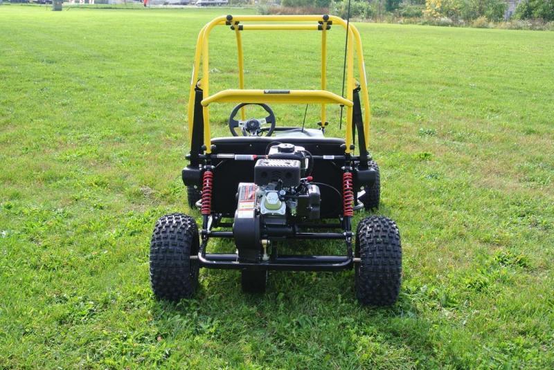 Brand New Black Widow 136cc Go Kart ON SALE NOW