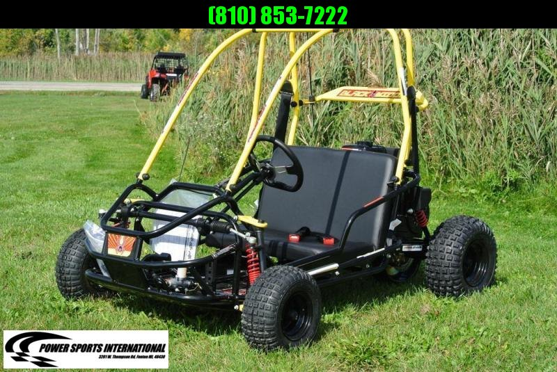 Brand New Black Widow 136cc Go Kart ON SALE NOW