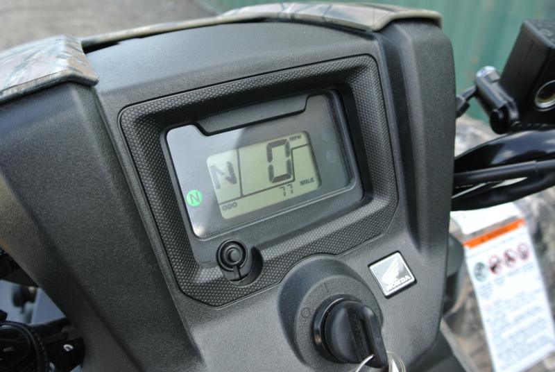 2014 HONDA TRX500FE1E FOURTRAX FOREMAN 4X4 ELECTRIC SHIFT #0016