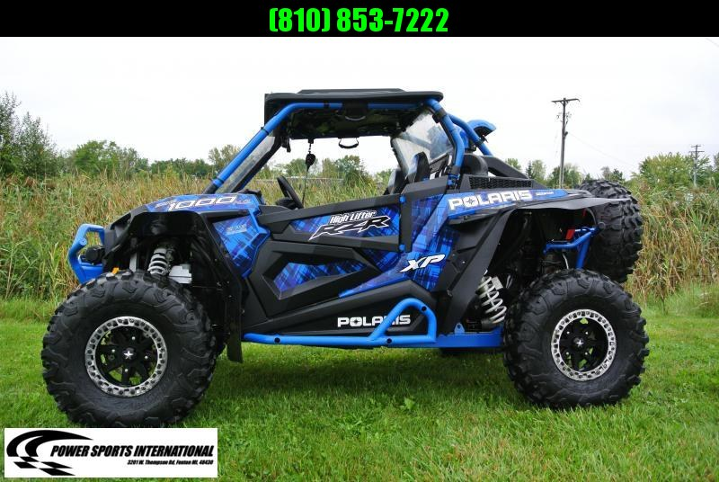 2017 POLARIS RZR XP 1000 HIGH LIFTER (ELECTRIC POWER STEERING) Sport Side-by-Side