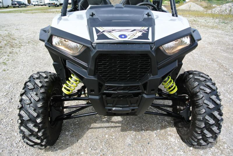 2018 POLARIS RZR S 4 900 EPS BLACK AND GREEN 4 Seater Sport Side-by-Side #8312